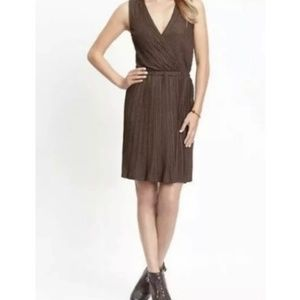 Banana Republic Heritage pleated dress